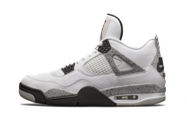 The Air Jordan IV Returns 'Remastered' With Its Classic Nike Air Branding
