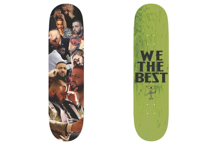 "Alltimers ""WE THE BEST"" DJ Khaled Deck"