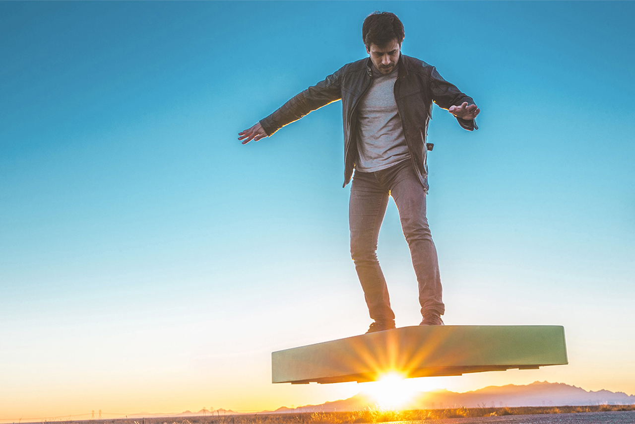 You Can Now Pre-Order a Hoverboard That Actually Works