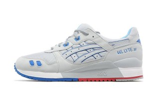 "ASICS GEL-Lyte III ""Soft Grey"""