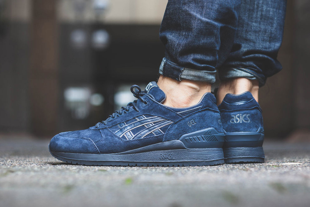 asics gel respector tonal pack hypebeast. Black Bedroom Furniture Sets. Home Design Ideas