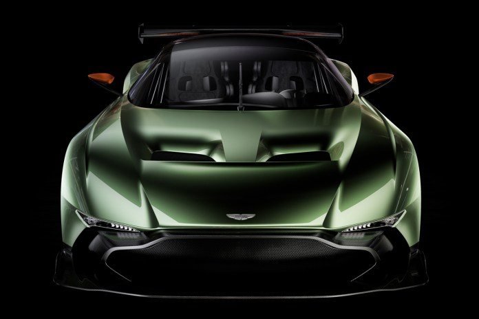 """The Aston Martin Vulcan Gets """"Unleashed"""" in Brand New Video"""