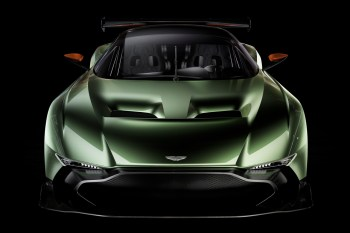 "The Aston Martin Vulcan Gets ""Unleashed"" in Brand New Video"
