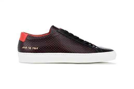 """Barneys x Common Projects """"BNY Sole Series"""" Achilles Low"""