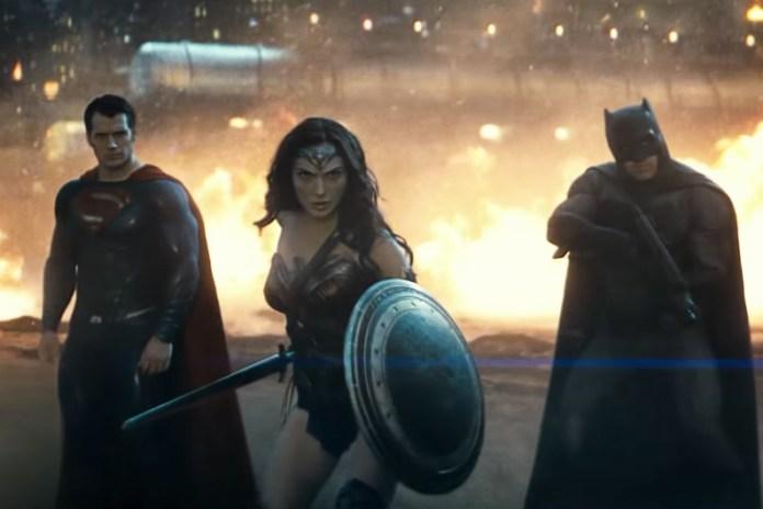 Wonder Woman Makes an Appearance in Newest 'Batman v Superman' Trailer