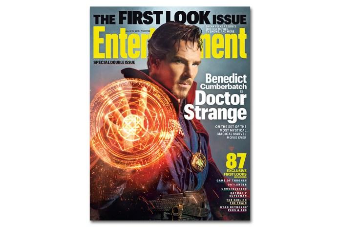 Benedict Cumberbatch as Doctor Strange Has Been Revealed
