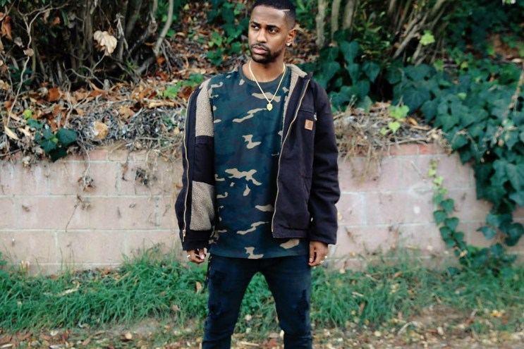 "Big Sean Closes 2015 Chapter With ""What a Year"" featuring Pharrell & Detail"