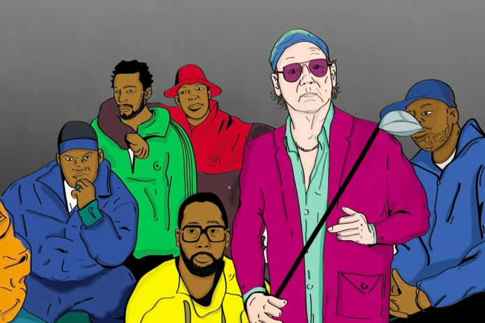 Bill Murray Reclaims the Secret Wu-Tang Album in This Animated Short