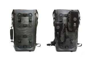 Black Ember Has Designed a Fully Customizable Modular Backpack