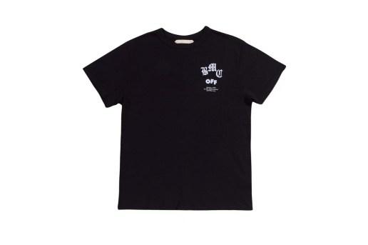 Virgil Abloh Reinterprets BMC Paris's OG T-Shirt