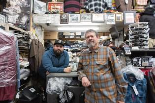 Bobby Hundreds Visits One of LA's Best Kept Fashion Secrets