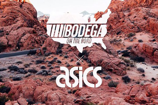 Bodega Teases Upcoming ASICS Collaboration
