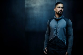 "Brandblack 2015 Fall/Winter ""Strangebattlefields"" Collection Featuring Sebastian Lletget"