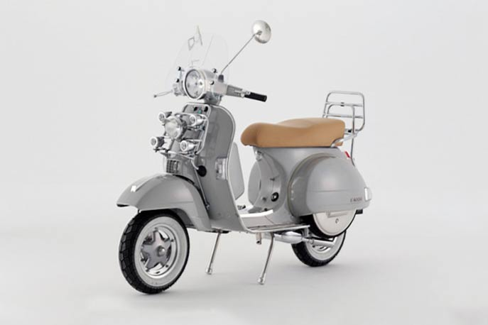 Vespa Releases a Jewelry-Inspired Scooter With BUNNEY
