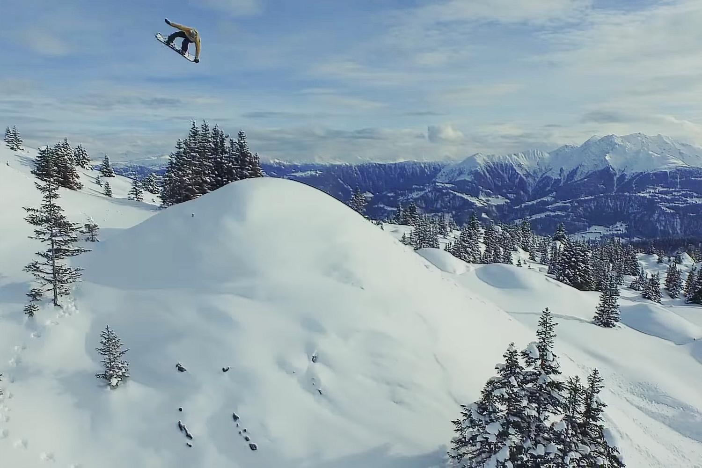 Burton and Mark McMorris Showcase How to Get Ridiculous Air