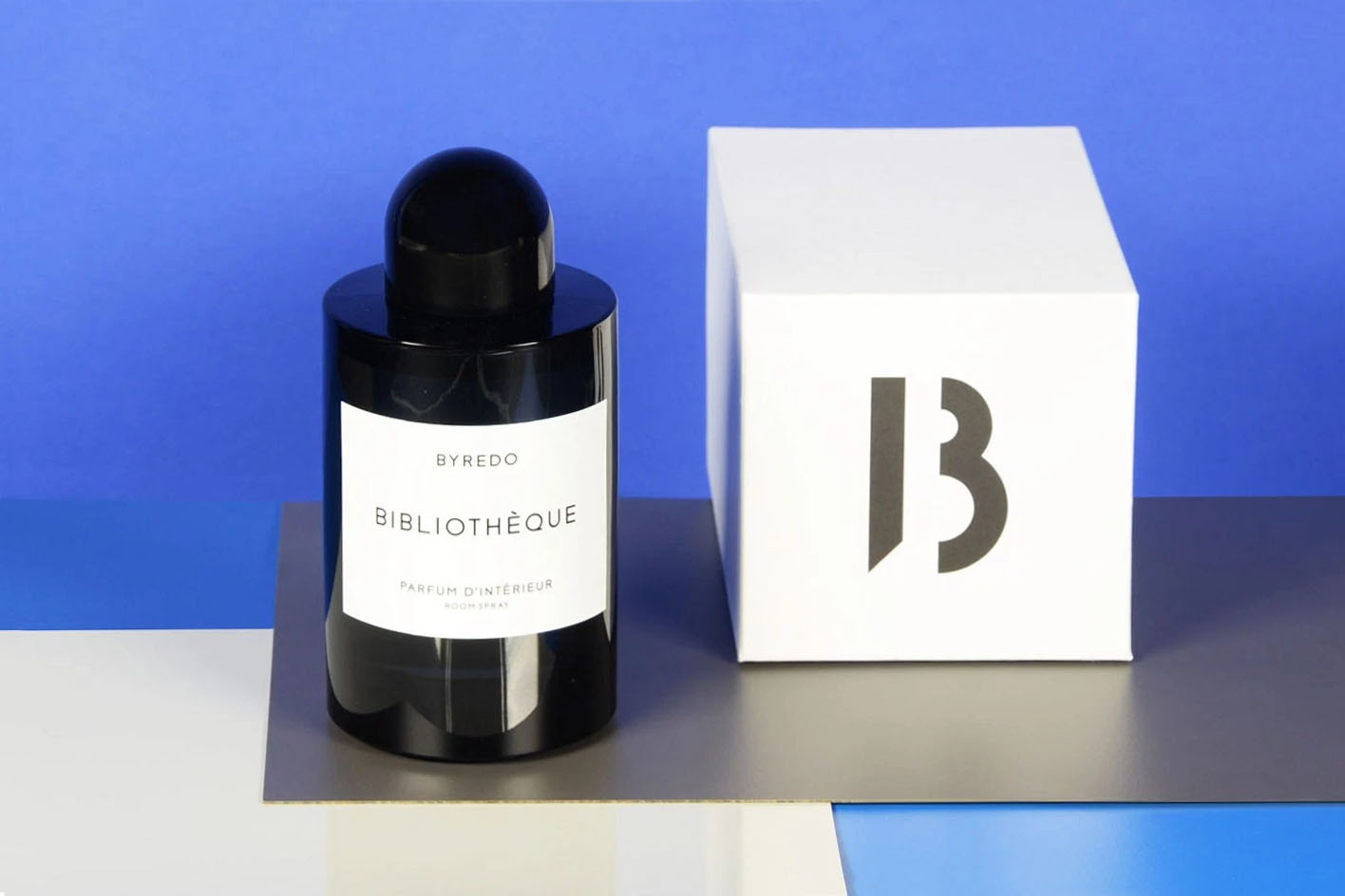 Byredo Bibliothèque Room Spray Combines Peach and Plum With Leather Scents