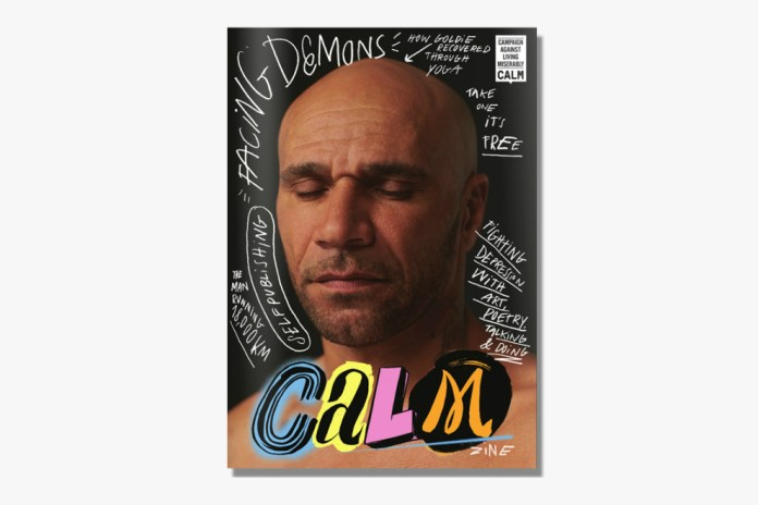 CALMzine Is a Magazine That Looks out for Men's Mental Health
