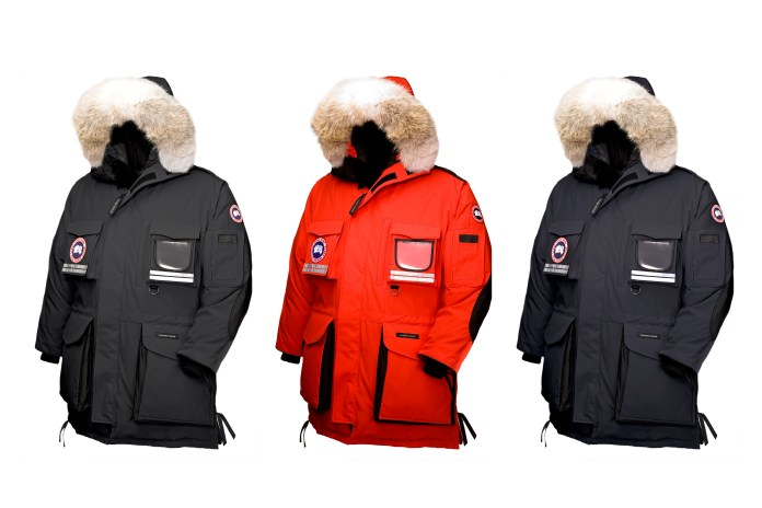 Canada Goose's Snow Mantra Parka Is the Warmest Coat on Earth