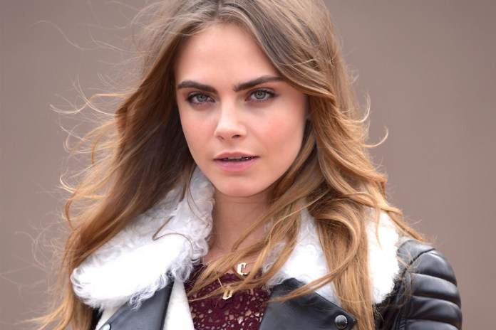 "Cara Delevingne Under Fire for Apparently Plagiarizing ""The Future Is Female"" Sweater"