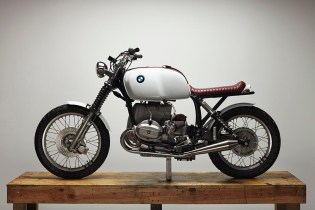 Cardinal Motors Reinterprets the BMW R-100/7