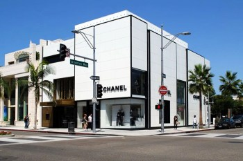 Chanel Pays a Record $152 Million USD for Retail Space on Rodeo Drive
