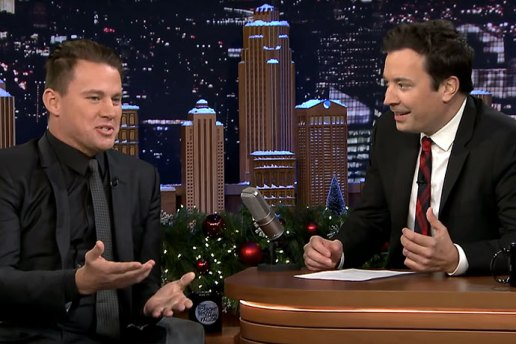 Channing Tatum Emailed Quentin Tarantino Everyday for a Role in 'The Hateful Eight'