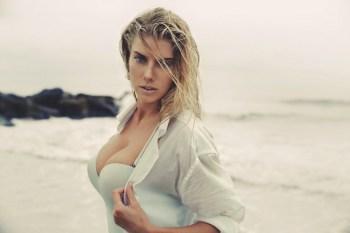Charlotte McKinney Stars in Day 23 of the 'LOVE' Advent Calendar