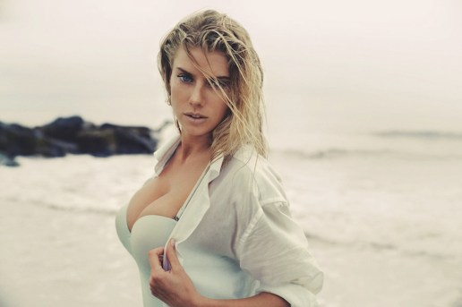 Charlotte McKinney Stars in Day 23 of the 'LOVE' Advent Calendar