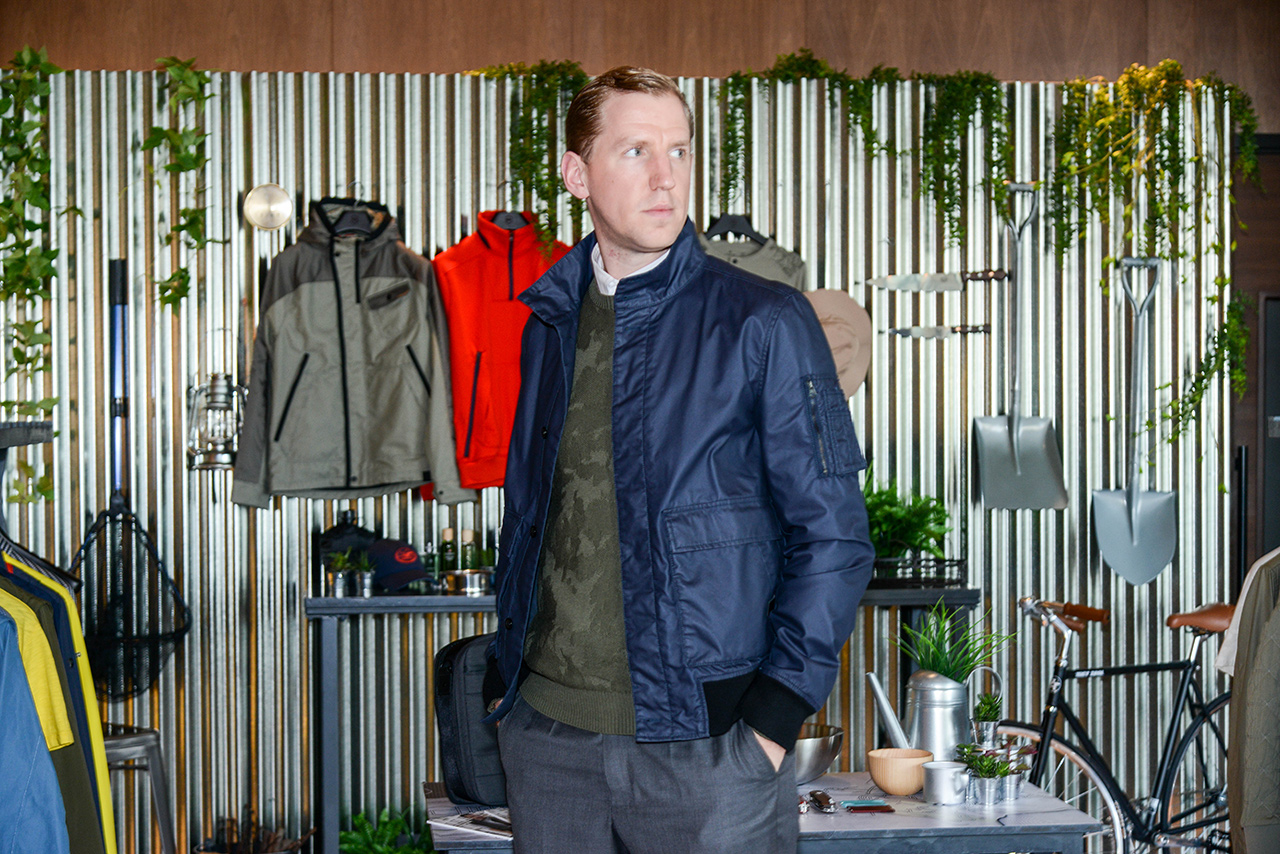 Christopher Raeburn on The Importance of Travel in Fashion Design