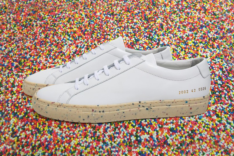 Dover Street Market Sprinkles Some Flavor on Common Projects' Achilles Silhouette