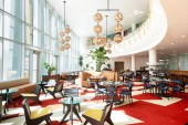 Commune's The Durham Hotel Is a Colorful Tribute to Mid-Century Design