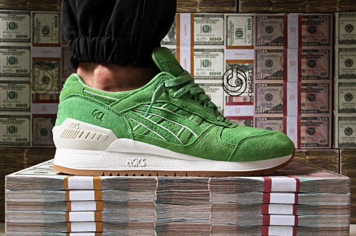 The Concepts x ASICS Gel-Respector Will Be Sold From a Secret Miami Location