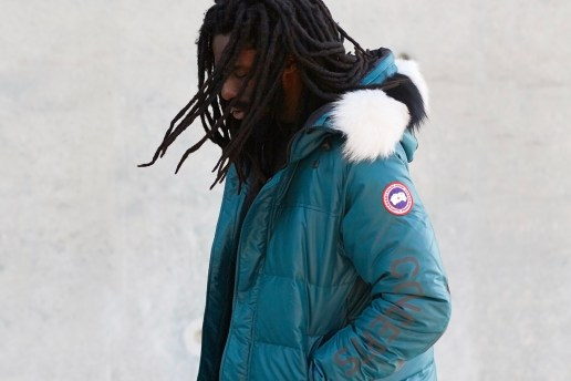 Concepts x Canada Goose Collaborate to Introduce the New Macmillan Jacket