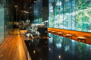Connel Coffee in Tokyo's Minato Ward Demands Coffee and Design Enthusiasts' Attention