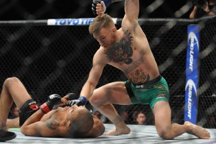 Conor McGregor Knocks Out Jose Aldo, Is Undisputed UFC Featherweight Champion of the World