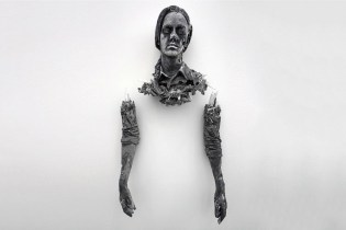 Daniel Arsham Uses Eroded Ashes for One of His Latest Projects