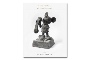 Daniel Arsham's 'Fictional Archaeology' Book Is Now Available