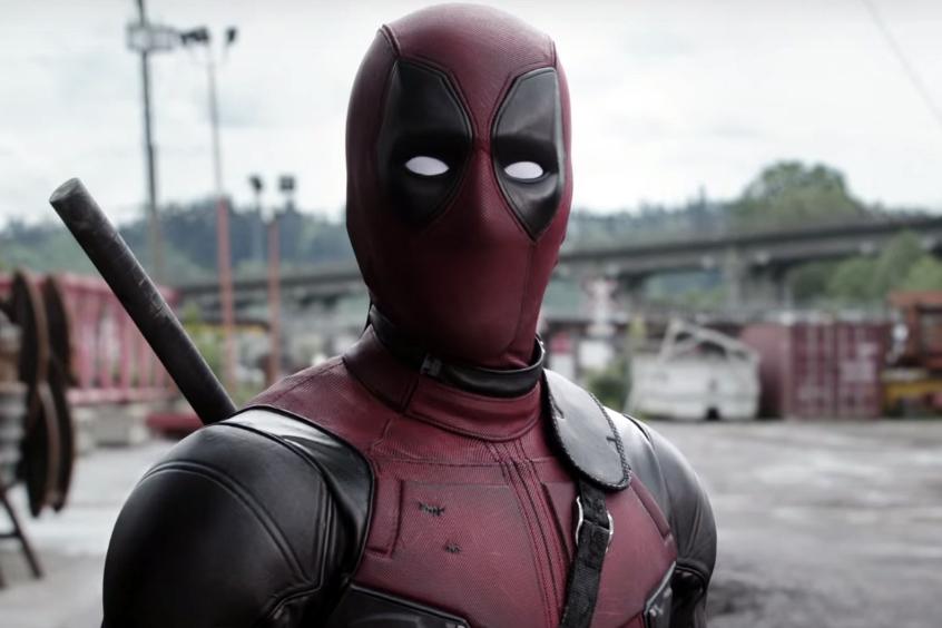 'Deadpool' Second Red Band Trailer Starring Ryan Reynolds