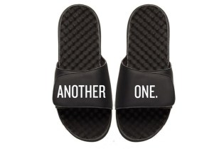 DJ Khaled Joins the Footwear Industry With Slides That Sport His Slogan