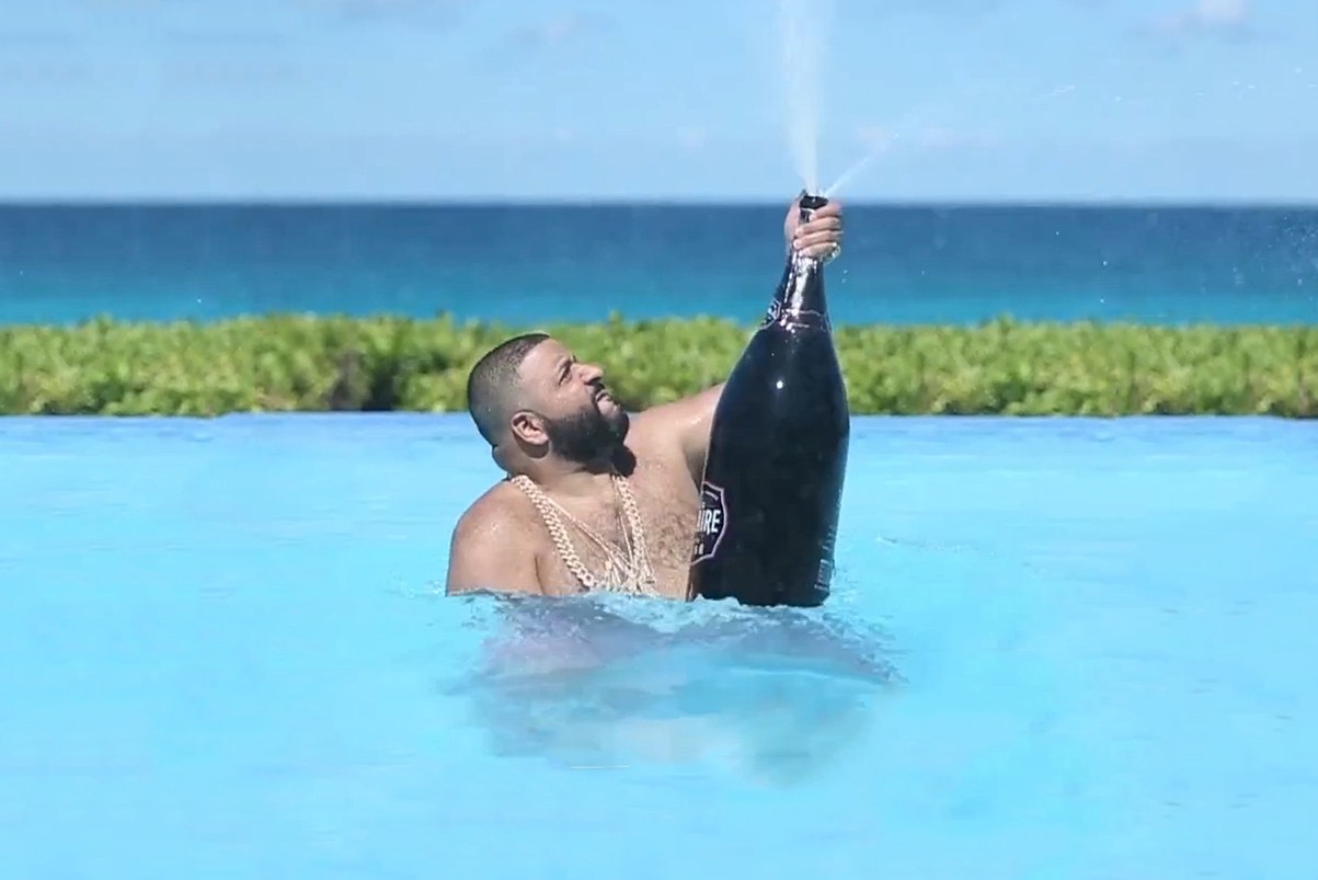 DJ Khaled Got Lost at Sea & Documented the Entire Ordeal on Snapchat