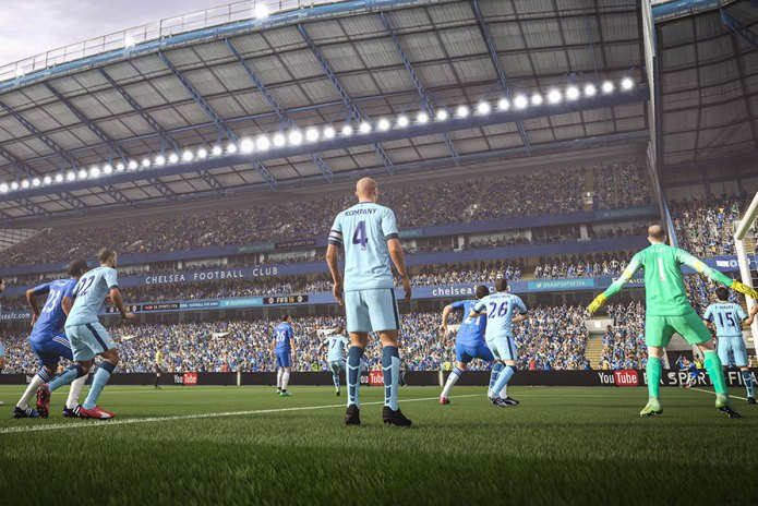 EA Sports Launches a Competitive Gaming Division