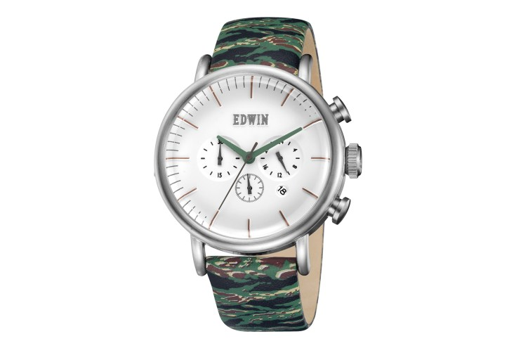 "Edwin 2015 ""Signatures"" Watch Collection"