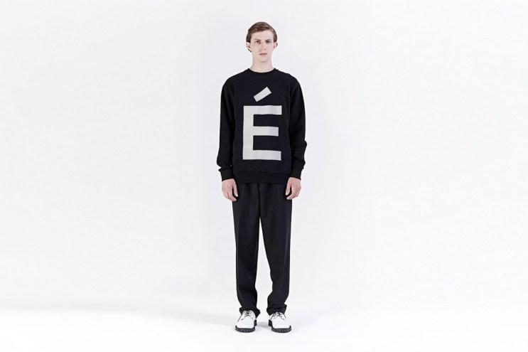"""Études Studio 2015 """"É"""" Capsule Collection"""
