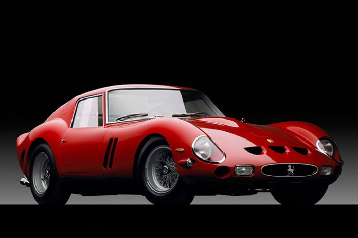 Watch and Listen to Seven Minutes of a Hillclimbing Ferrari 250 GTO