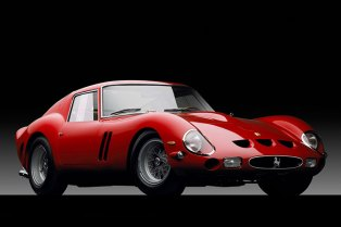 Watch and Listen to Seven Minutes of a Hillclimbing Ferrari 250 GTO