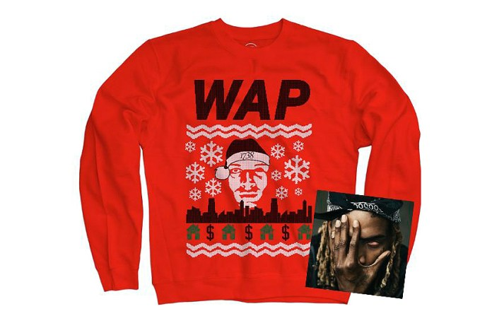 Get Into the Spirit With This Fetty Wap Christmas Sweater