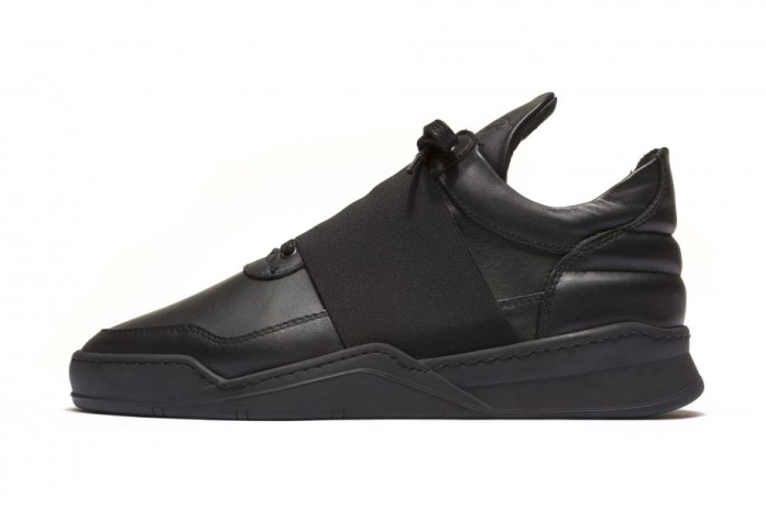 Filling Pieces Adds Elastic to Its Signature Low-Top