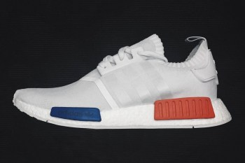 A First Look at the All-White adidas Originals NMD