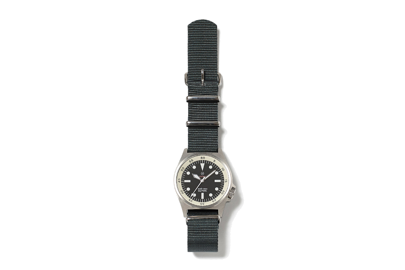 fragment design 2015 Winter Military Watch for the POOL aoyama