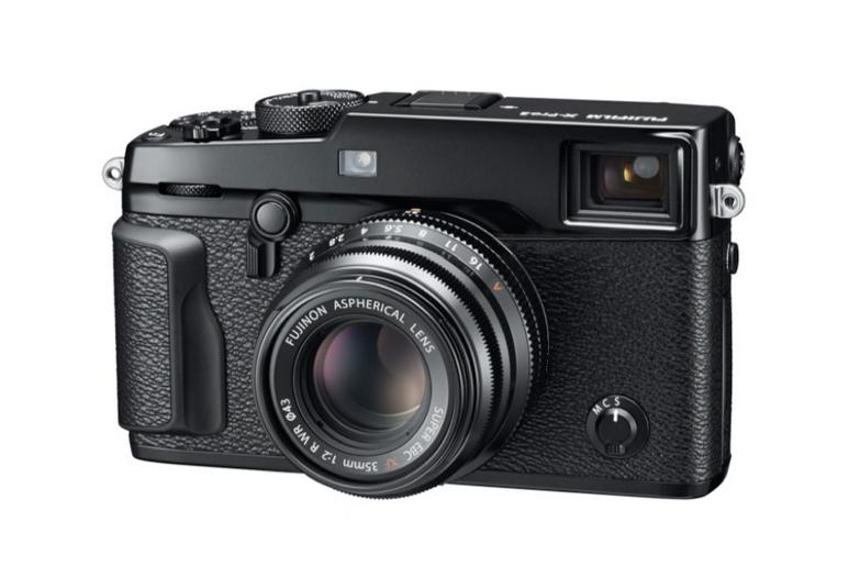 Leaked: The New Fujifilm X-Pro2